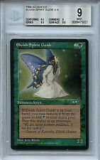 MTG Alliances Elvish Spirit Guide BGS 9.0 (9) Mint card WOTC Magic 5021