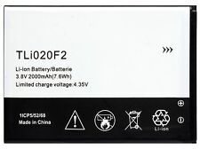 BATTERY FOR Alcatel One Touch Fierce 2 7040t OneTouch Pop Icon Alcatel A564C