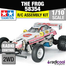 58354 TAMIYA THE FROG 1/10th R/C KIT RADIO CONTROL 1/10 BUGGY NEW IN BOX!