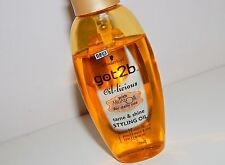6X Schwarzkopf Got2b OIL-LICIOUS Styling Tame & Shine Argan Oil 50 ML