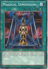 3 X YU-GI-OH: MAGICAL DIMENSION - YGLD-ENB21 - 1st EDITION