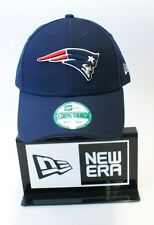 New Era 9FORTY NFL New England Patriots Curved Peak Strapback Hat Baseball Cap