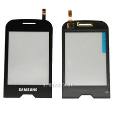 Samsung S7070 Black Digitizer Touch Scren Lens Glass Diva Replacement Pad