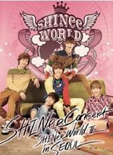 KPOP SHINee The 2nd Concert Album: SHINee WORLD II in Seoul (2CD) Taiwan Ed.