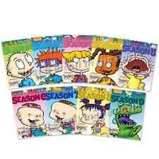 Rugrats The Complete Cartoon TV Series Season 1 2 3 4 5 6 7 8 9 DVD Box Sets NEW