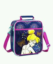 NWT Disney Store Tinker Bell Lunch Tote Bag