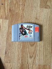 Nba Live 98 Nintendo 64 N64 Game Cart Works NG1