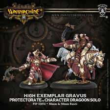 WARMACHINE - PROTECTORATE OF MENOTH - HIGH EXEMPLAR GRAVUS