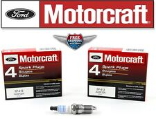 Brand New Set of 8 Motorcraft Spark Plug SP413 AGSF32N