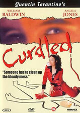 Curdled NEW PAL DVD William Baldwin Angela Jones