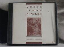 FORTUNATO GIORDANO - VERSO LA NOTTE DI NATALE  CD + BOOKLET  EXCELLENT