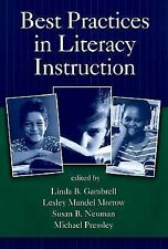 Best Practices in Literacy Instruction