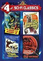MOVIES 4 YOU: SCI-FI CLASSICS (Gerald Mohr) - DVD - Region 1 Sealed