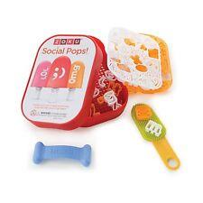 Zoku Social Media Kit  Ice Cream Maker ZK112