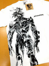 T-shirt METAL GEAR SOLID 25th Anniversary 2012 LIMITED EDITION SNAKE JP KONAMI