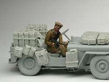 1/35th Scale Paddy Mayne - WW2 British Officer military model