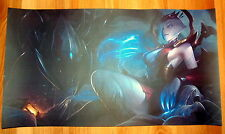 Poster A3 League Of Legends Elise Luna Sangrienta / Blood Moon Elise  LOL