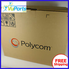 New Polycom 1080p RealPresence Group Series 500 | EE IV 12x Cam | 1080p License