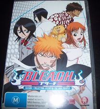 Bleach Season 1 Collection Agent Of The Reaper (Aust Region 4) DVD – Like New