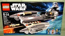 Lego Star Wars 8095 GENERAL GRIEVOUS STARFIGHTER Sealed Nahdar Vebb A4-D