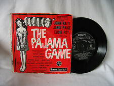 """""""The Pajama Game"""" EP 45 Record by Philips Ref 629"""