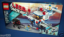 LEGO MOVIE 70811 THE FLYING FLUSHER Retired New in BOX
