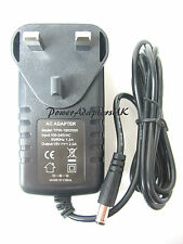 2A/2000MA 18V AC/DC MAINS REGULATED DESKTOP POWER ADAPTOR/SUPPLY/PSU/CHARGER