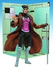 Marvel select x-men gambit figurine Diamond Select