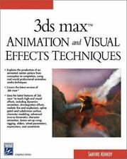 3Ds Max Advanced Animation Techniques by Sanford Kennedy (2003, CD-ROM /...