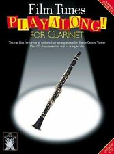 Applause: Film Tunes Playalong For Clarinet, Chester Music, New Book
