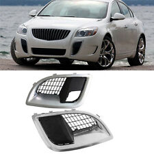 For Buick Regal/GS 2010-2016 Front  Fog Lamp  Fog Grille 2PCS