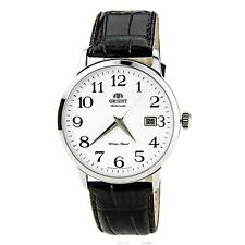 Orient ER27008W Men's Symphony Automatic White Dial Mechanical Analog Date Watch