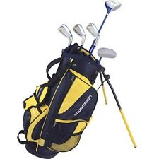 Prosimmon Icon Junior Golf Club Youth Set & Stand Bag for kids ages 8-12 RH