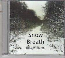 (EU571) Mike Williams, Snow Breath - 2013 CD
