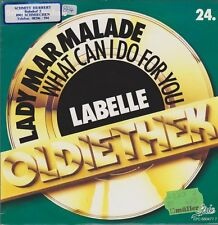 "7"" Labelle Lady Marmalade / What Can I Do For You (Oldie) 70`s CBS"