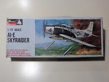 MONOGRAM A1-E SKYRAIDER 1/72 SCALE 1967 ISSUE
