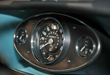 MORRIS AUSTIN MINI MK 2 3 Smiths DASH GAUGE CLOCK LED VERDE completa 9 LAMPADINA Set / KIT