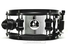 Sonor Black Mamba Steel Snare Drum 10x5 - SSE10SDSTA27B1