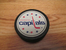 Vintage WASHINGTON CAPITALS NHL Viceroy PUCK