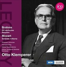 Brahms/Mozart: German Requiem; Serenata Notturna, New Music