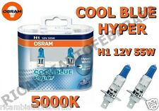 LAMPADE OSRAM H1 12V 55W COOL BLUE HYPER WHITE UP TO 5000K FIAT BRAVO