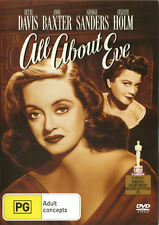 All About Eve  - DVD - NEW Region 4