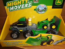 NEW John Deere Mighty Movers Off-Road Launcher, Truck & Tractor Ages 3+(53326T)