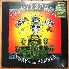 The Offspring - Ixnay on the Hombre Vinyl LP Olive Green  /750 New Sealed