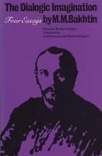 The Dialogic Imagination: Four Essays (University of Texas Press Slavic Series)