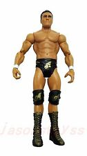 Mattel WWE Basic Wrestling Series Action Figure Alberto Del Rio Black Diecast *