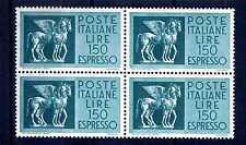 ITALIA REP. - Espressi - 1968/1976 - Cavalli alati - 150 L. QUARTINA. E4150