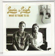 (GQ953) Lewis & Leigh, What Is There To Do - 2014 DJ CD