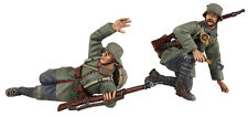 "BRITAINS SOLDIERS WW1 1916 GERMAN""FORWARD""INFANTRY 2 PIECE MILITARY WB23090"