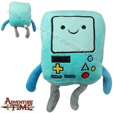 """Adventure Time With Finn & Jake BMO Beemo 19cm/7.6"""" Soft Plush Doll S Size"""